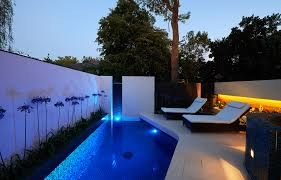 Pool Landscape Design Oftb Melbourne Swimming Pool Builders Landscape Architecture