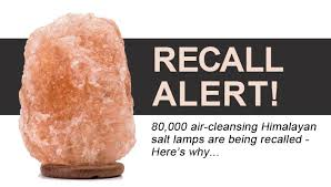 Dangers Of Himalayan Salt Lamps