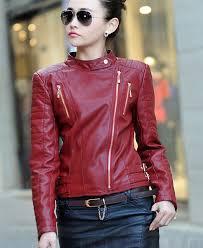 girls leather jackets