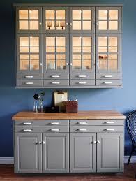 Detolf Glass Door Cabinet Lighting Wall Mounted Unit With Glass Doors Cabinet Lighting And High Drawers Combined A Detolf Door