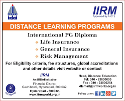 welcome to iirm regular courses · distance courses