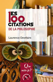 Les 100 Citations De La Philosophie Cairninfo