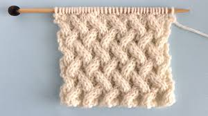 Free Knitting Patterns Enchanting How To Knit A Cable Heart Stitch Pattern With Video Tutorial