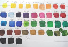 Van Gogh Watercolor Paints Review Andrea England Art