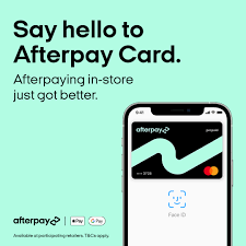 """Afterpay AU در توییتر """"Afterpay card is ..."""