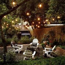 outdoor string lighting ideas round string lights outdoor