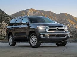 2002 Toyota Sequoia Overview | Cars.com