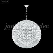 james r moder 95940s11led sun sphere 32 light chandelier silver