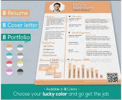 Attractive Resume Templates Fascinating PSD Resume Template 28 Free Samples Examples Format Download