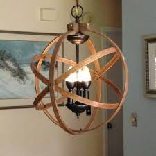 chandeliers wood orb chandelier distressed inspirational best metal new chandeliers and gallery distre