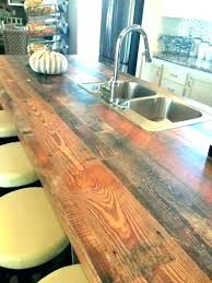 ikea wood countertop look home depot how to make laminate like and sealer