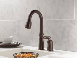 Venetian Bronze Kitchen Faucet Delta Venetian Bronze Kitchen Faucet Best Kitchen Ideas 2017