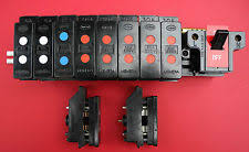 memera fuses mem memera 5a 15a 30a rewirable or hrc cartridge fuse bridge base shield