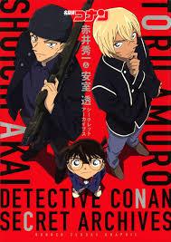 Detective Conan Akai X Amuro - Dowload Anime Wallpaper HD
