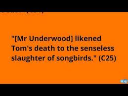 to kill a mockingbird movie review essay