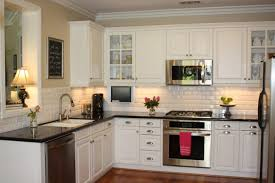 remarkable kitchens with white cabinets and dark counters pics with regard to white cabinets black countertops