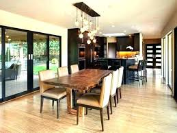 dining room chandeliers height chandelier above table hanging lights light co 1 standard fixture di kitchen