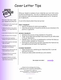 Resume Cover Letter Examples | Professional Resume Templates Design ...