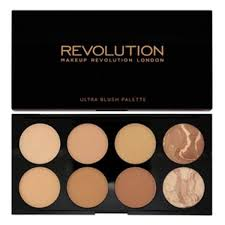 makeup revolution blush contour palette all about bronze