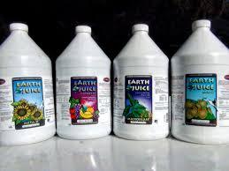 Earth Juice Bloom Master Feeding Chart Marijuana Growers Hq Earth Juice Organic Fertilizers