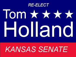 Tom holland, baldwin city, kansas. Tom Holland For Kansas Kansas State Senator
