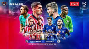 ถ่ายทอดสดฟุตบอล เชลซีVSแอตเลติโก มาดริด Chelsea VS Atletico Madrid#วันที่  17/03/2021 - YouTube
