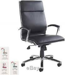 sleek office chairs. Office Chair Black Leather Executive Italian Designer Chrome Detail Sleek Design Chairs F