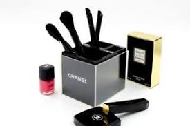 image is loading chanel vip gift cosmetic box make up organizer