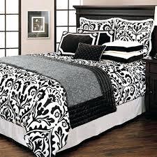 black damask bedding sets amazing the advantages of white bedding bedding black and white bedding sets