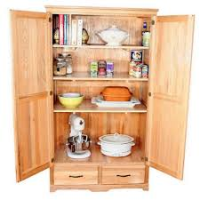 Freestanding Kitchen Pantry Cabinet Free Standing Kitchen Pantry Cabinet Home Design Ideas