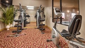 fitness exercise room best western granbury inn suites