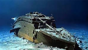real underwater titanic pictures. 5 Curious Facts About The Titanic Real Underwater Pictures