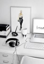 decorating work office space. Chic Home Office Design Ideas Great City \u0026 Architecture. Rug Work Space - Black And White Decorating S