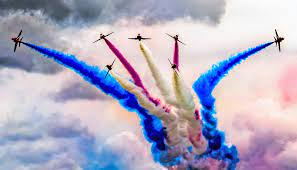Red Arrows Wallpapers posted by Sarah ...