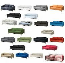 ikea karlstad sofa bed slipcover