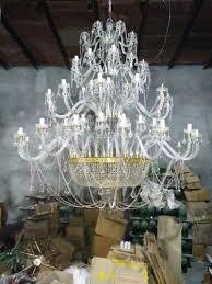 indoor decorative crystal chandelier