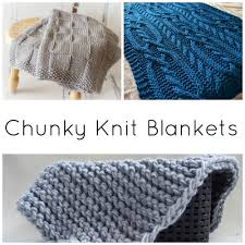Chunky Knit Blanket Pattern Stunning Chunky Knitting Patterns For Beginners 48 Chunky Knit Blankets You