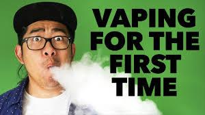 Vaping for the First Time - Vape tips for beginners - YouTube