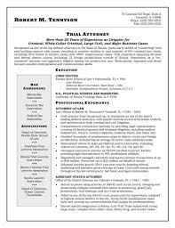 Immigration Paralegal Resume Sample - Resume Sample