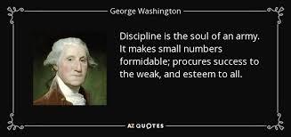 Discipline Quotes Simple TOP 48 MILITARY DISCIPLINE QUOTES AZ Quotes