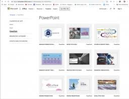 microsoft powerpoint slideshow templates what are some good on line resources for powerpoint
