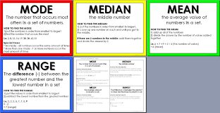 S293 Mean Median Mode Lessons Tes Teach