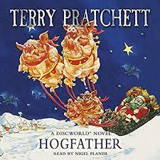 Hogfather Discworld Novel 20 By Terry Pratchett Sir Tony