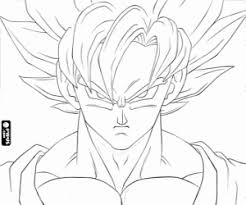Small Picture Dragon Ball Dragonball coloring pages printable games 2