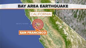 San Francisco Bay Area hit by magnitude ...