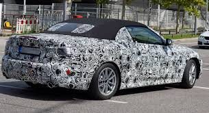2020 Bmw 4 Series Cabriolet Goes Back To A Traditional Soft Top Carscoops