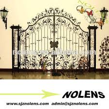 ornamental house iron gatewrought main gate designwrought steel models for ornate wrought iron gate n44 gate