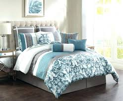cream and teal bedroom navy white bedding bed comforters teal and light gray grey cream d large size blue striped dark teal and cream bedroom