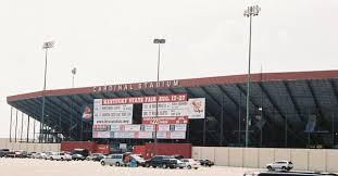 Cardinal Stadium 1956 Wikipedia