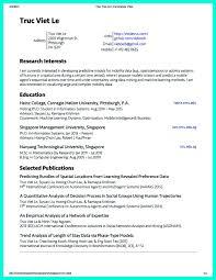 Data Scientist Resume Objective Resume Cv Cover Letter